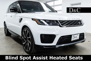 2018_Land Rover_Range Rover Sport_HSE Blind Spot Assist Heated Seats_ Portland OR