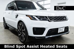 2018 Land Rover Range Rover Sport HSE Blind Spot Assist Heated Seats