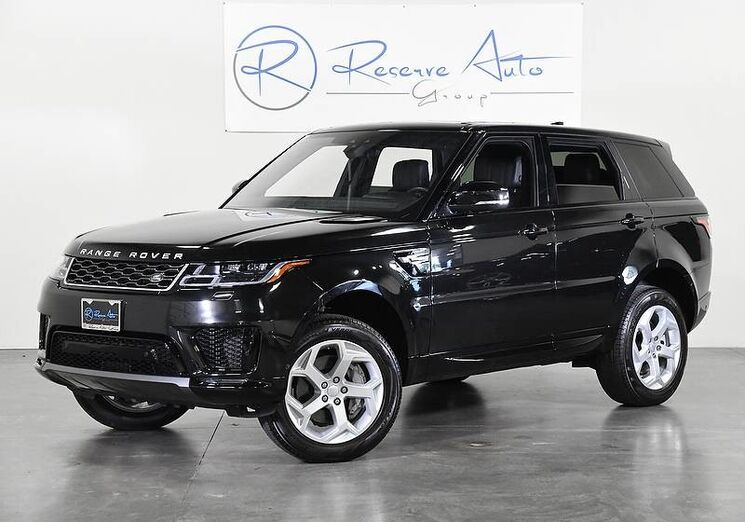 2018 Land Rover Range Rover Sport HSE Blind Spot Monitor Pano Roof Htd/AC Seats The Colony TX