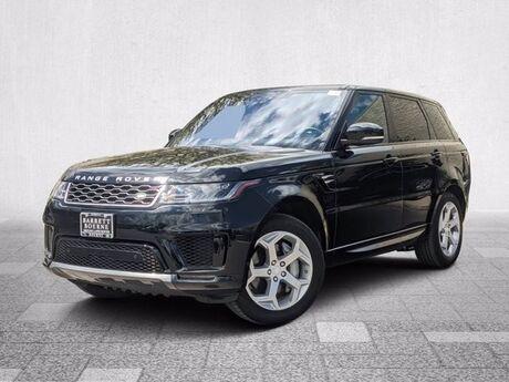 2018 Land Rover Range Rover Sport HSE San Antonio TX