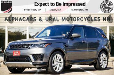 2018_Land Rover_Range Rover Sport_HSE_ Boxborough MA
