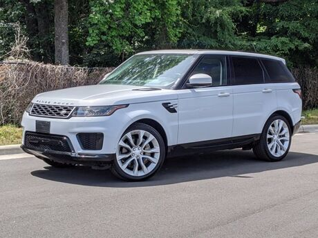 2018 Land Rover Range Rover Sport HSE Cary NC