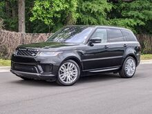 2018_Land Rover_Range Rover Sport_HSE_ Cary NC