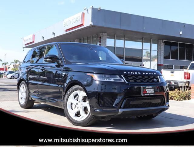 2018 Land Rover Range Rover Sport HSE Costa Mesa CA