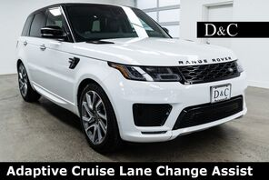 2018_Land Rover_Range Rover Sport_HSE Dynamic Adaptive Cruise Lane Change Assist_ Portland OR