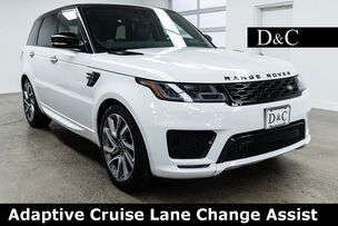 2018 Land Rover Range Rover Sport HSE Dynamic Adaptive Cruise Lane Change Assist