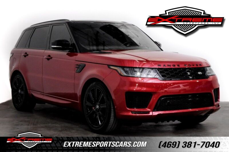 2018 Land Rover Range Rover Sport HSE Dynamic Addison TX