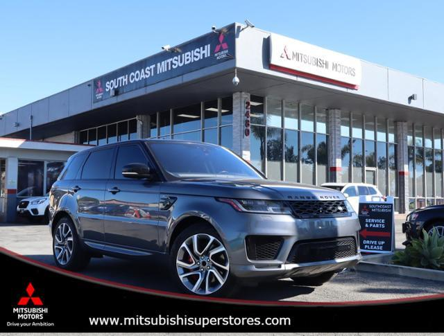 2018 Land Rover Range Rover Sport HSE Dynamic Costa Mesa CA