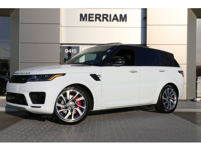 2018 Land Rover Range Rover Sport HSE Dynamic Merriam KS