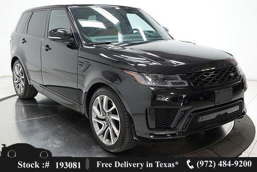 2018_Land Rover_Range Rover Sport_HSE Dynamic NAV,CAM,PANO,CLMT STS,BLIND SPOT_ Plano TX