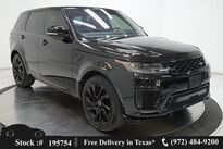 Land Rover Range Rover Sport HSE Dynamic NAV,CAM,PANO,CLMT STS,BLIND SPOT,21IN 2018