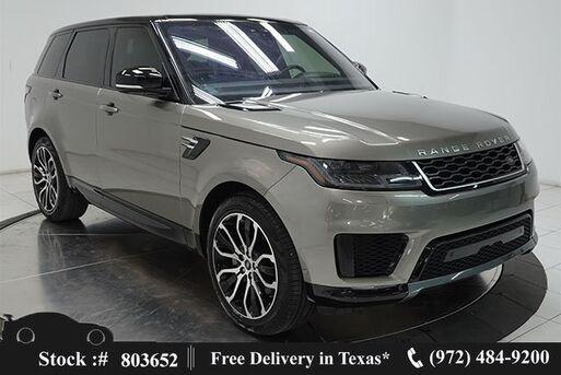 2018_Land Rover_Range Rover Sport_HSE NAV,CAM,PANO,BLIND SPOT,21IN WHLS_ Plano TX