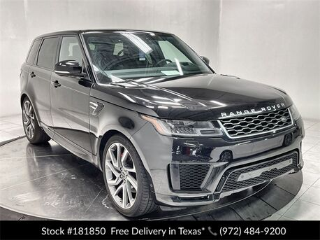 2018_Land Rover_Range Rover Sport_HSE NAV,CAM,PANO,HTD STS,BLIND SPOT_ Plano TX
