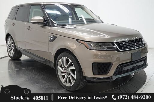 2018_Land Rover_Range Rover Sport_HSE NAV,CAM,PANO,HTD STS,BLIND SPOT,22IN WLS_ Plano TX