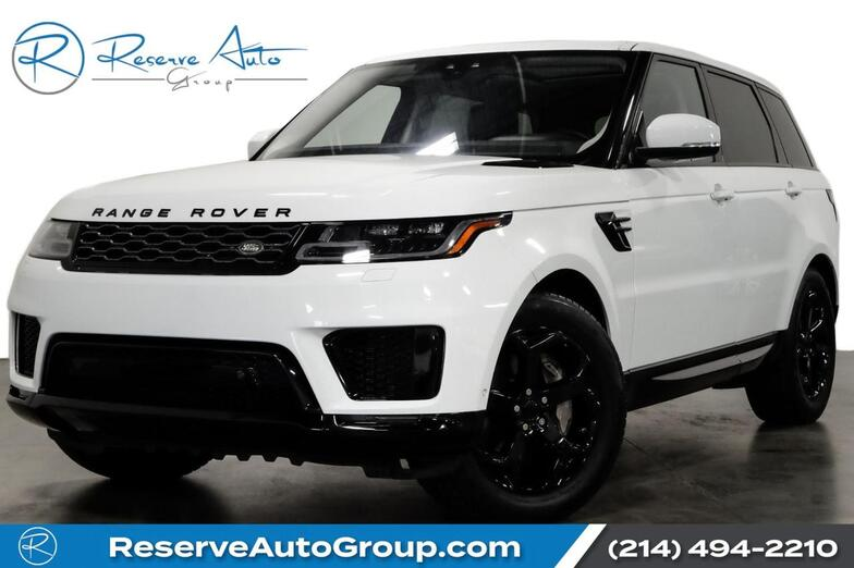 2018 Land Rover Range Rover Sport HSE Pano Roof Meridian Sound Tuxedo Pkg The Colony TX