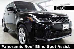 2018_Land Rover_Range Rover Sport_HSE Panoramic Roof Blind Spot Assist_ Portland OR