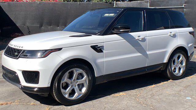 2018 Land Rover Range Rover Sport HSE Pasadena CA