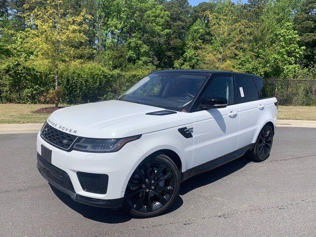 2018 Land Rover Range Rover Sport HSE