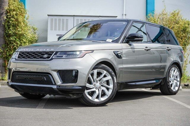 2018 Land Rover Range Rover Sport HSE Redwood City CA