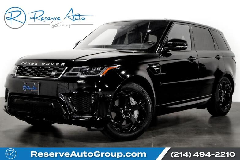 2018 Land Rover Range Rover Sport HSE The Colony TX