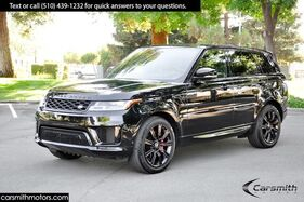 2018_Land Rover_Range Rover Sport_LIKE NEW! Supercharged Dynamic--LOW Miles, MUST SEE!_ Fremont CA