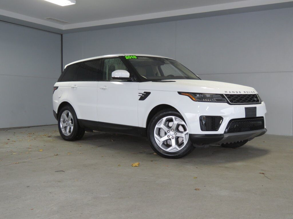 2018 Land Rover Range Rover Sport SE Merriam KS