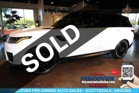 2018_Land Rover_Range Rover Sport SE_Td6 Diesel SUV_ Scottsdale AZ