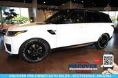 2018 Land Rover Range Rover Sport SE Td6 Diesel SUV