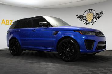 2018_Land Rover_Range Rover Sport_SVR_ Houston TX