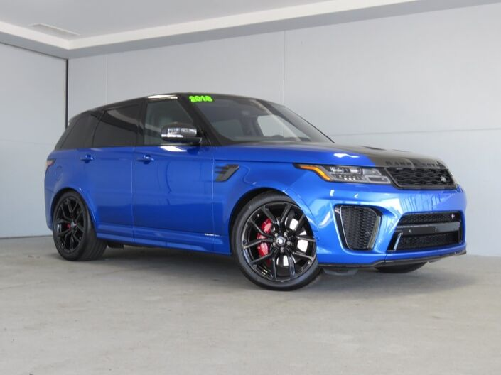 2018 Land Rover Range Rover Sport SVR Merriam KS