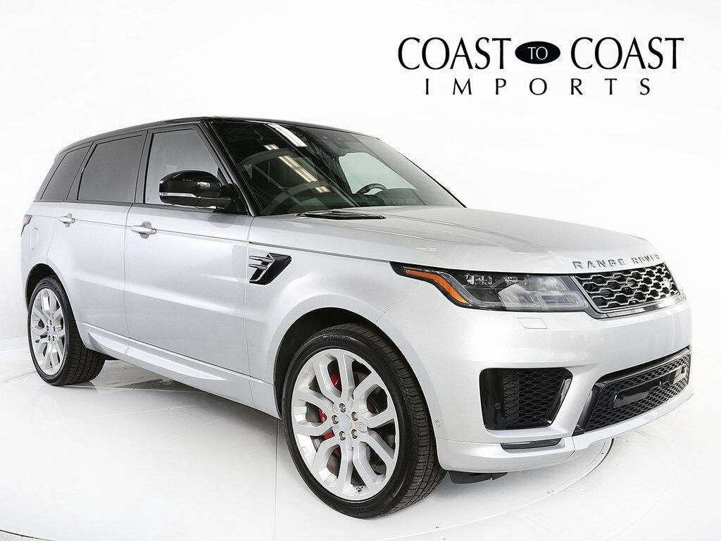 2018 Land Rover Range Rover Sport Supercharged Indianapolis IN
