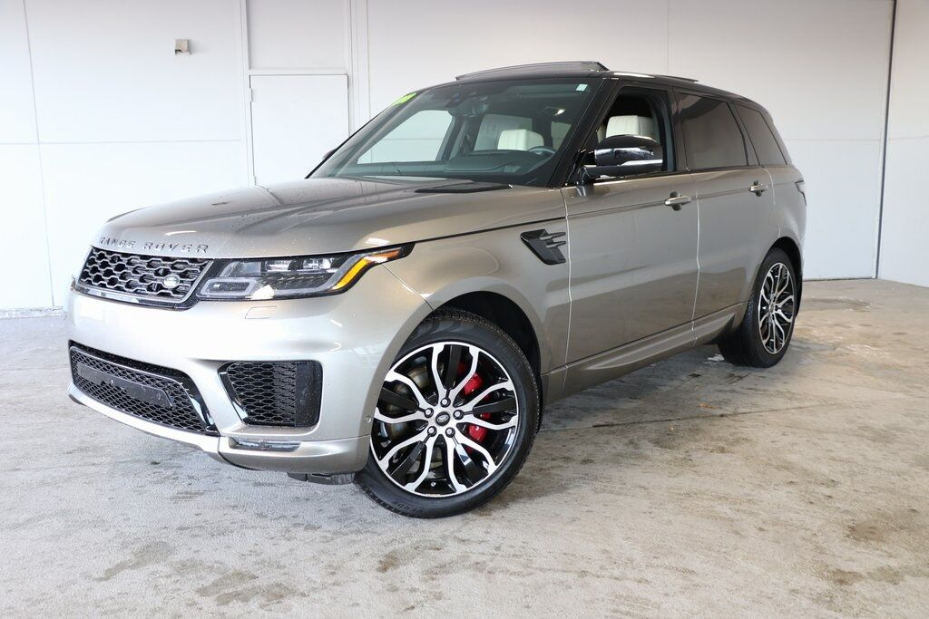 2018 Land Rover Range Rover Sport Supercharged Merriam KS
