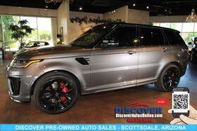 2018_Land Rover_Range Rover Sport_Supercharged SVR_ Scottsdale AZ