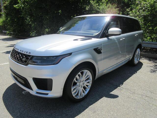 2018 Land Rover Range Rover Sport Supercharged Warwick RI