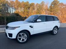 2018_Land Rover_Range Rover Sport_V6 Supercharged HSE_ Raleigh NC