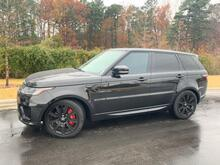 2018_Land Rover_Range Rover Sport_V8 Supercharged Dynamic_ Cary NC