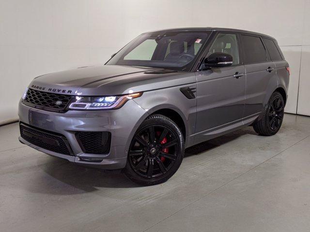 2018 Land Rover Range Rover Sport V8 Supercharged Dynamic Cary NC