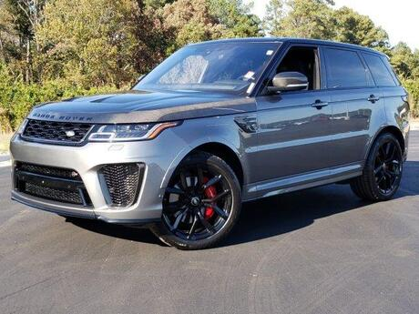 2018 Land Rover Range Rover Sport V8 Supercharged SVR Cary NC