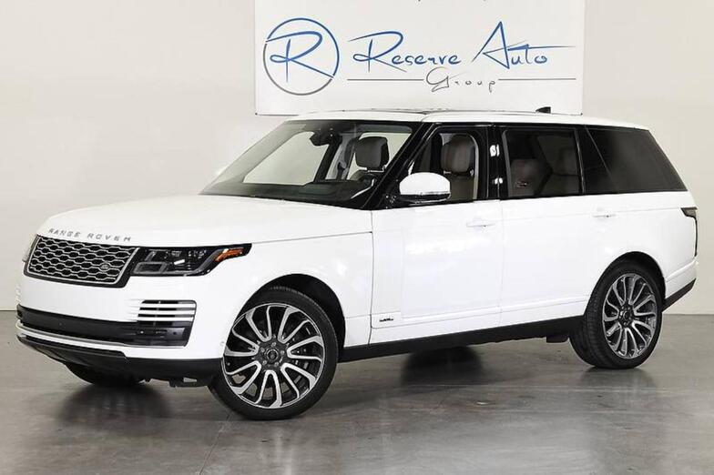 2018 Land Rover Range Rover Supercharged LWB Autobiography Wheel Pkg The Colony TX