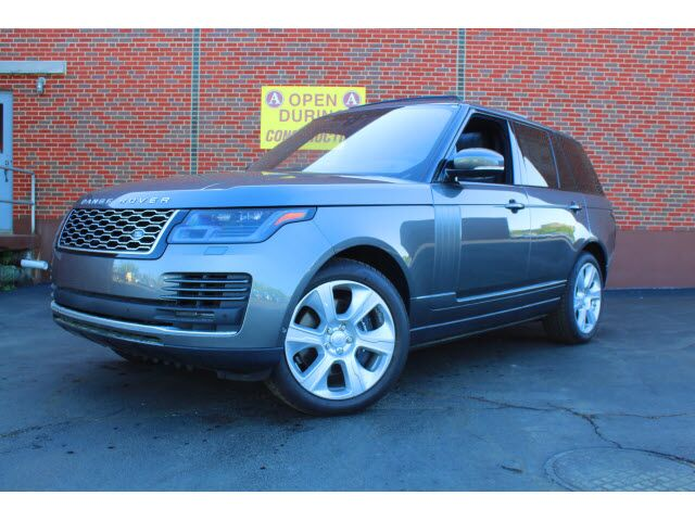 2018 Land Rover Range Rover Supercharged Merriam KS