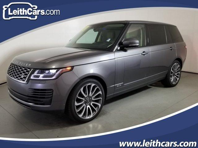 2018 Land Rover Range Rover V8 Supercharged LWB Cary NC