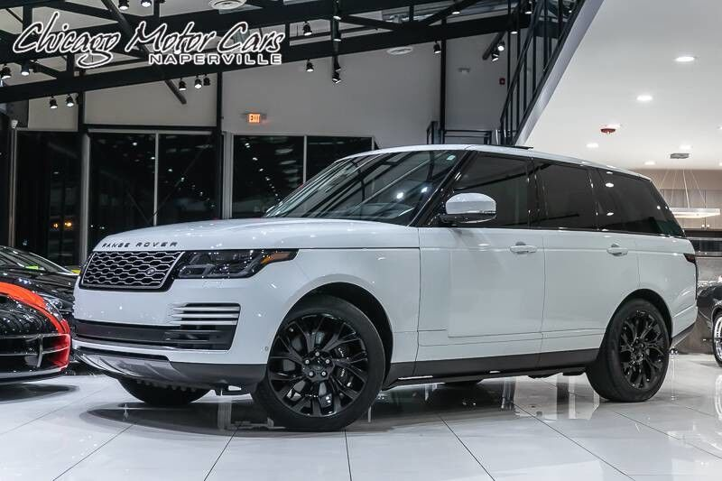 2018_Land Rover_Range Rover V8 Supercharged_SUV **MSRP $121,077**_ Chicago IL