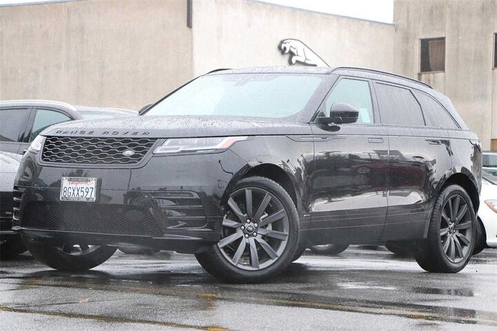 2018 Land Rover Range Rover Velar D180 HSE R-Dynamic San Jose CA