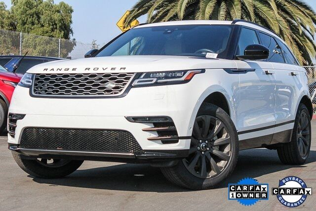 2018 Land Rover Range Rover Velar D180 SE R-Dynamic Redwood City CA