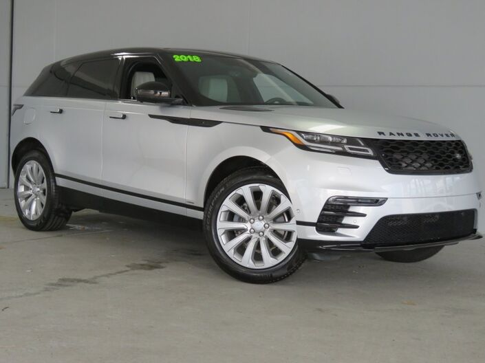 2018 Land Rover Range Rover Velar P250 SE R-Dynamic Merriam KS