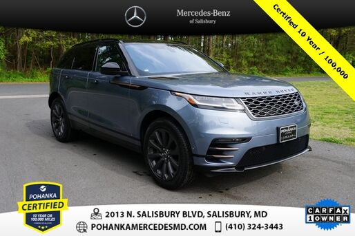 2018_Land Rover_Range Rover Velar_P250 SE R-Dynamic **Pohanka Certified 10 year / 100,000 **_ Salisbury MD