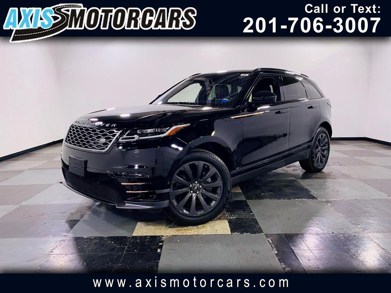 2018 Land Rover Range Rover Velar P250 SE R-Dynamic w/Backup Camera Meridian Sound Jersey City NJ