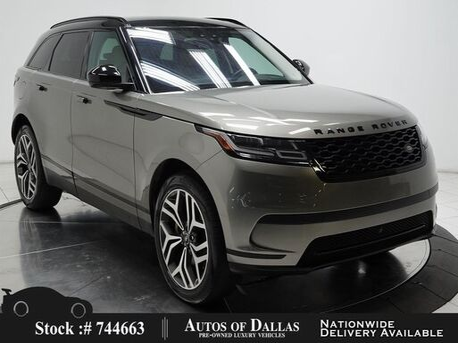 2018_Land Rover_Range Rover Velar_P380 S NAV,CAM,PANO,PARK ASST,21IN WHLS_ Plano TX