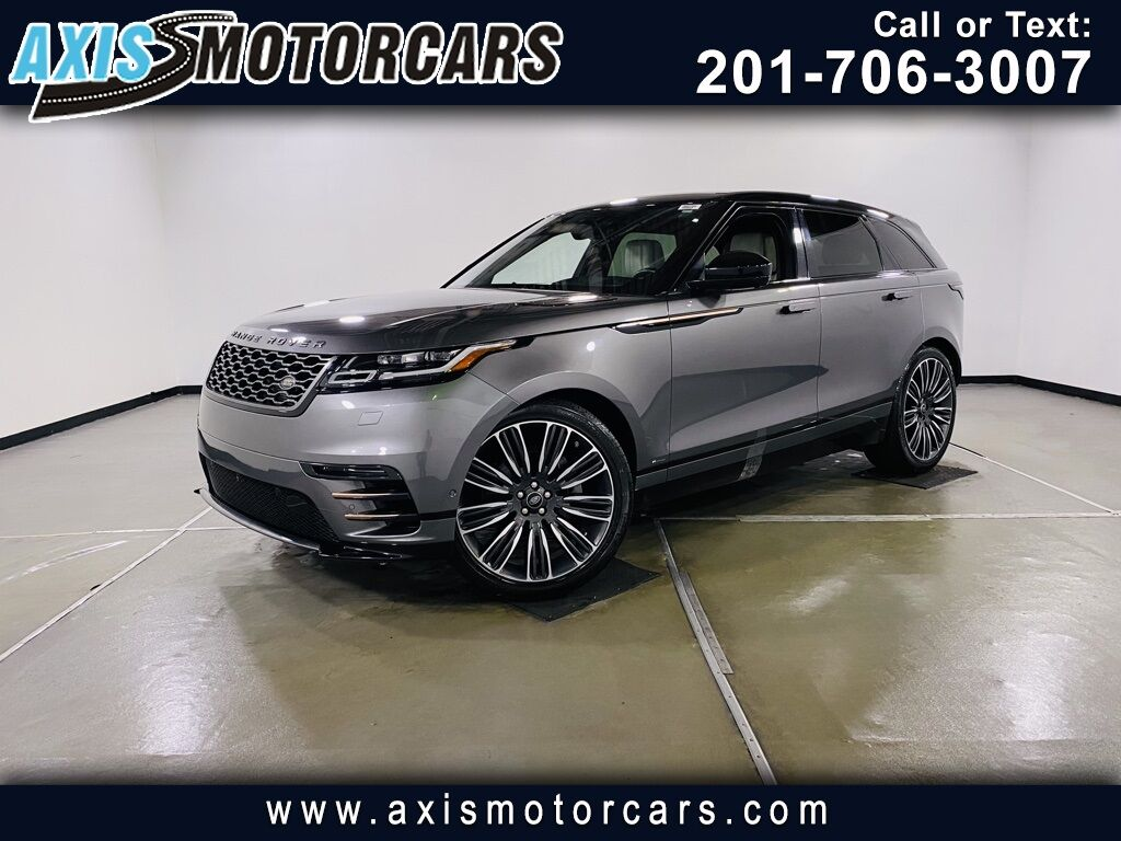 2018 Land Rover Range Rover Velar R DYNAMIC FIRST EDITION Jersey City NJ