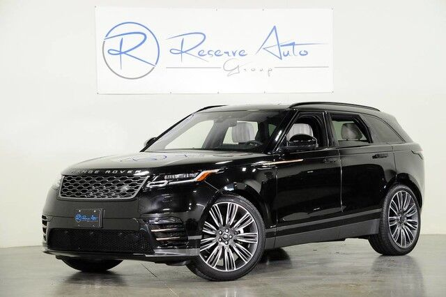 2018 Land Rover Range Rover Velar R-Dynamic HSE $90,000 MSRP The Colony TX
